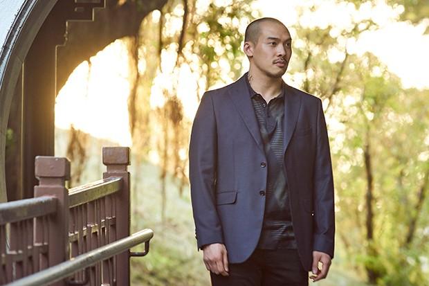 Jason Wong plays Kai Huang in Strangers