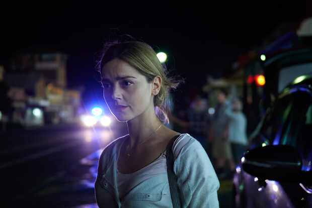 Jenna Coleman in The Cry, BBC One, 30th Sept 9pm