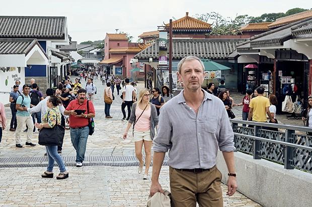 Where is ITV's Hong Kong conspiracy thriller Strangers
