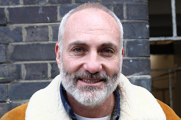 Kim Bodnia plays Villanelle's boss Konstantin in Killing Eve