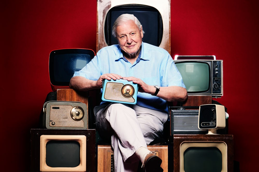 David Attenborough (Ray Burmiston, RT)