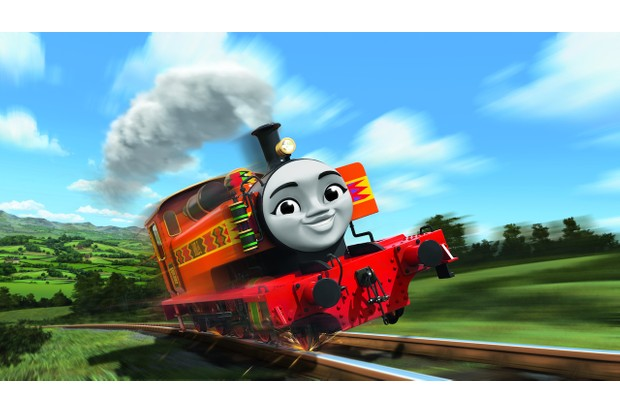 thomas the tank engine goes global with new diverse set of