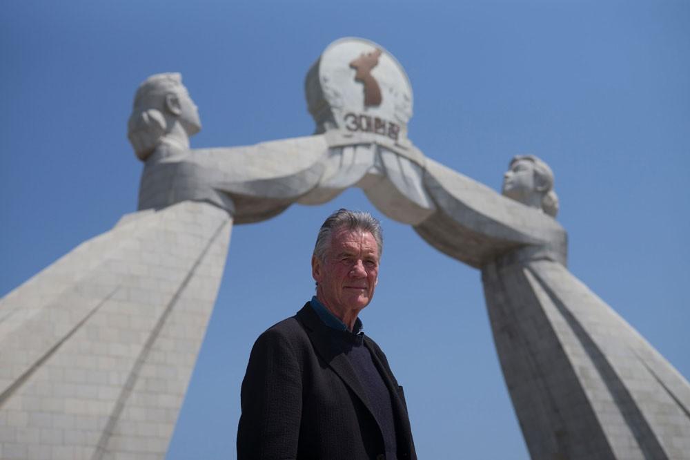 Michael Palin in North Korea (Channel 5)
