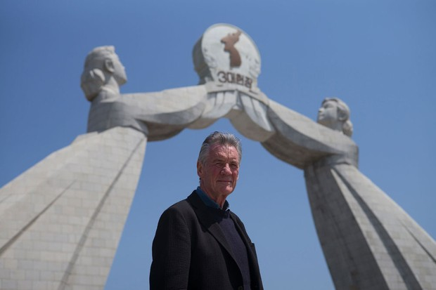 Michael Palin in North Korea (Channel 5)