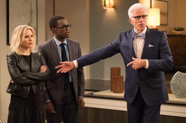 The Good Place season 3: watch the first scene online ahead of
