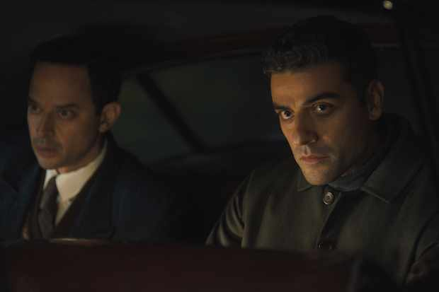 Oscar Isaac stars in Netflix's Operation Finale with Sir Ben Kingsley (Netflix)