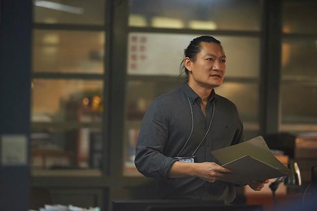 Policeman Felix Chong in Strangers