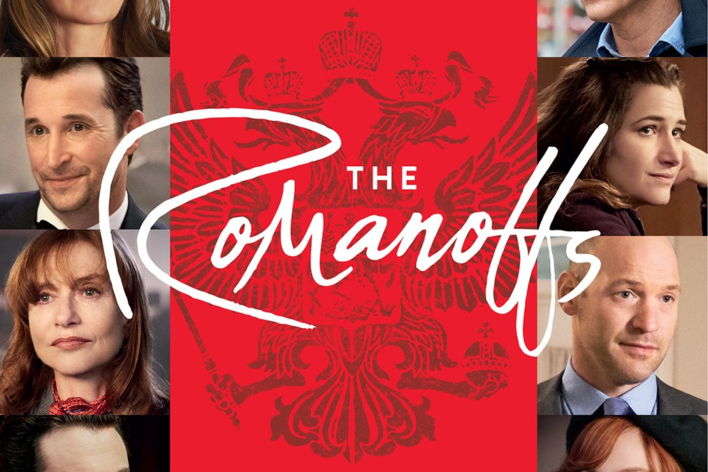 Poster for Amazon Prime Video new series The Romanoffs (Amazon)