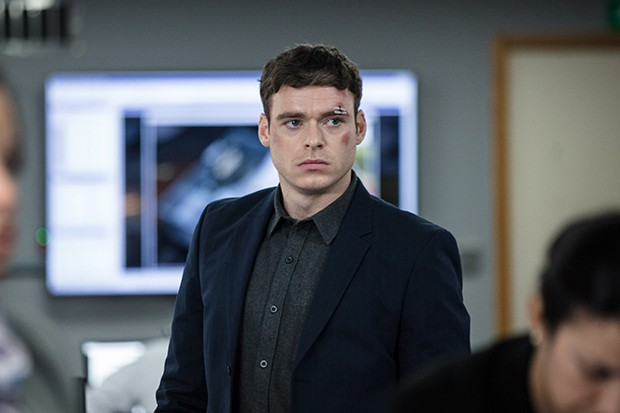 Richard Madden in Bodyguard