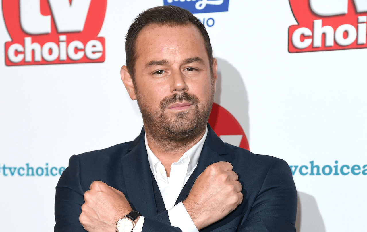 Danny Dyer, TV Choice Awards (Getty, EH)