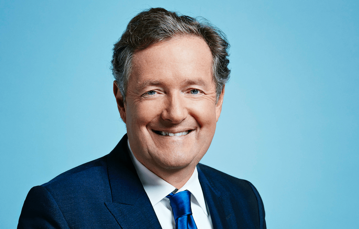 Piers Morgan (ITV, EH)