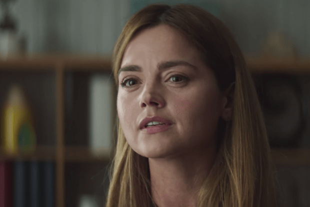 Jenna Coleman in The Cry trailer