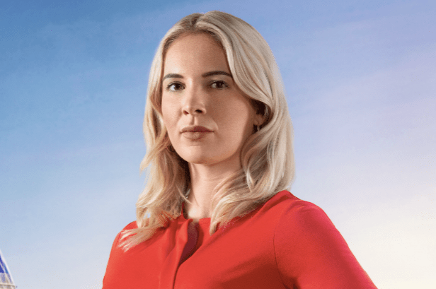 Camilla Ainsworth, The Apprentice (BBC, EH)
