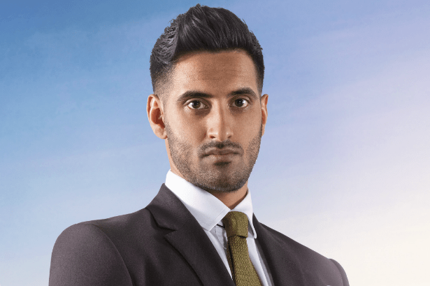 Daniel Elahi, The Apprentice (BBC, EH)