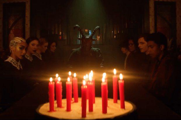 Chilling Adventures of Sabrina (Netflix/YouTube, KB)