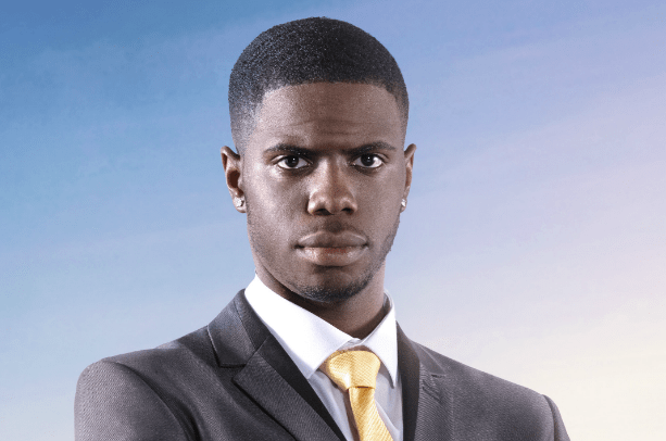 Kayode Damali, The Apprentice (BBC, EH)