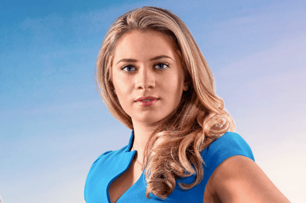 Sabrina Stocker, The Apprentice (BBC, EH)