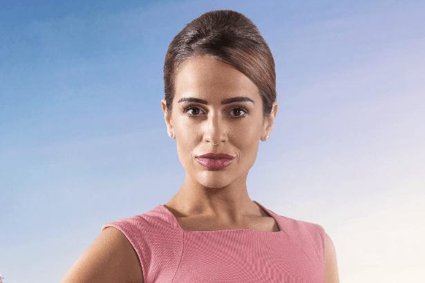 Sarah Byrne, The Apprentice (BBC, EH)
