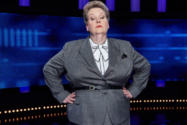 The Chase Anne Hegerty ITV