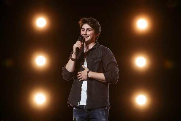 The X Factor 2018 Brendan Murray