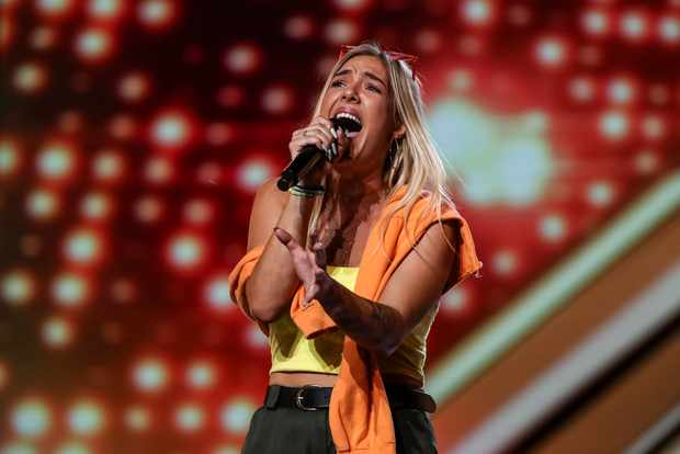 Bella Penfold, X Factor (Thames/Syco, KB)