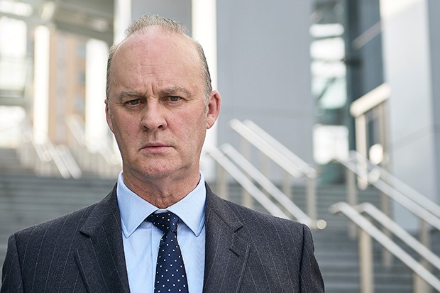 Tim McInnerny plays Arthur Bach in Strangers