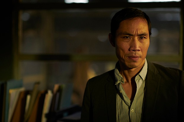 Tom Wu plays Daniel Tsui in Strangers