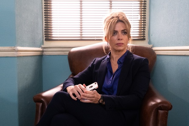 Eve Myles as Faith Howells in Keeping Faith