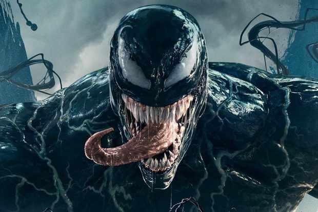 Tom Hardy's venom (Sony, ...