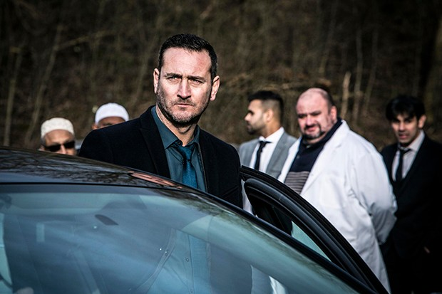 Will Mellor plays DC Spike Tanner in No Offence