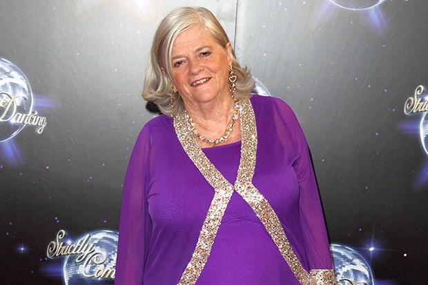 Ann Widdecombe, Getty