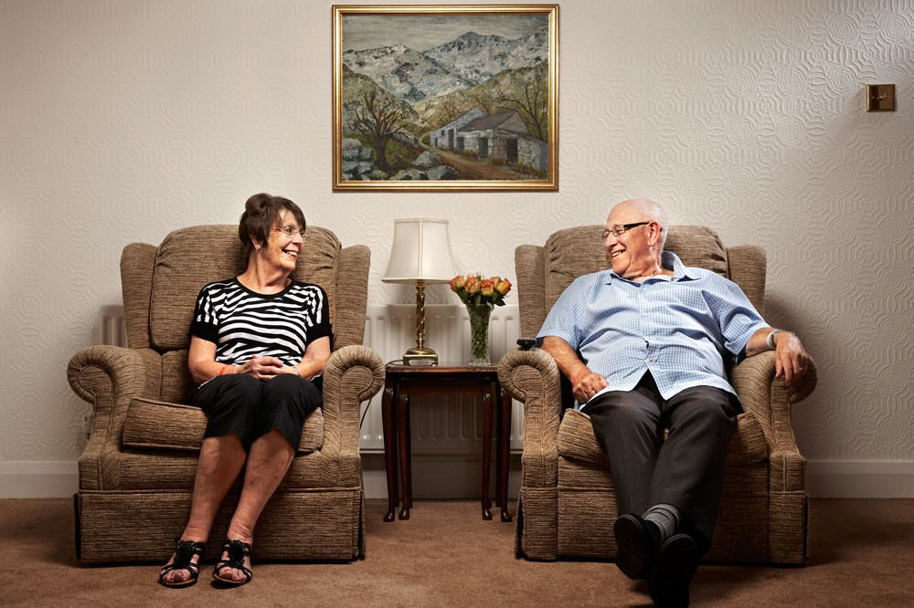 June and Leon, Gogglebox