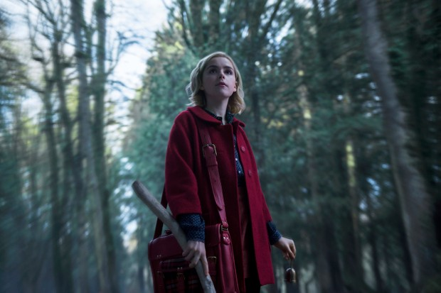 Kiernan Shipka, Chilling Adventures of Sabrina (Netflix, EH)