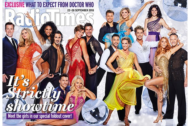 Strictly Come Dancing cover