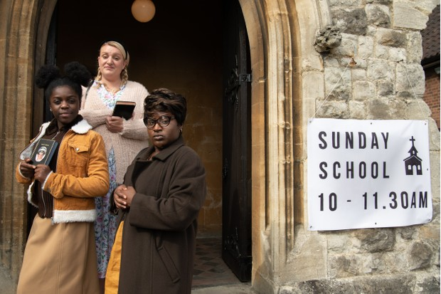 As Susan Wokoma watches the Royal wedding, she recalls the week of Princess Diana's death and how her younger self couldn't make sense of both her mother's hysterics and the public's reaction. With the benefit of hindsight and maturity she pieces together exactly what happened that day. (Sky Comedy Shorts)