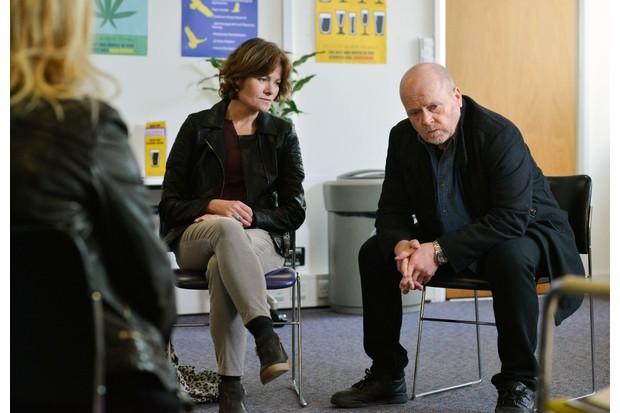 Janet Dibley playing Lorna on EastEnders