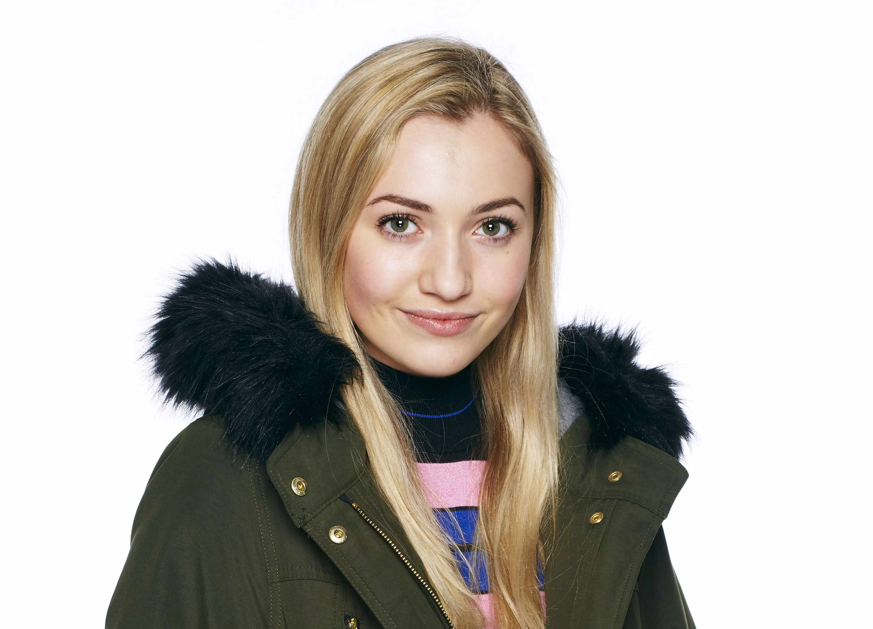 EastEnders: Louise Mitchell (Tilly Keeper)