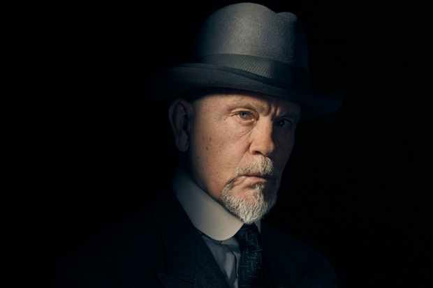 John Malkovich will star as famous Belgian detective Hercule Poirot – although he will sport a neat goatee beard rather than the waxed moustache made famous by David Suchet (BBC)