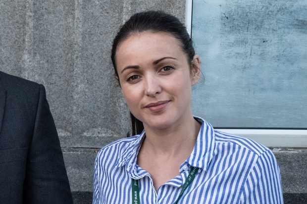 Karen Hassan in Doing Money (BBC, EH)