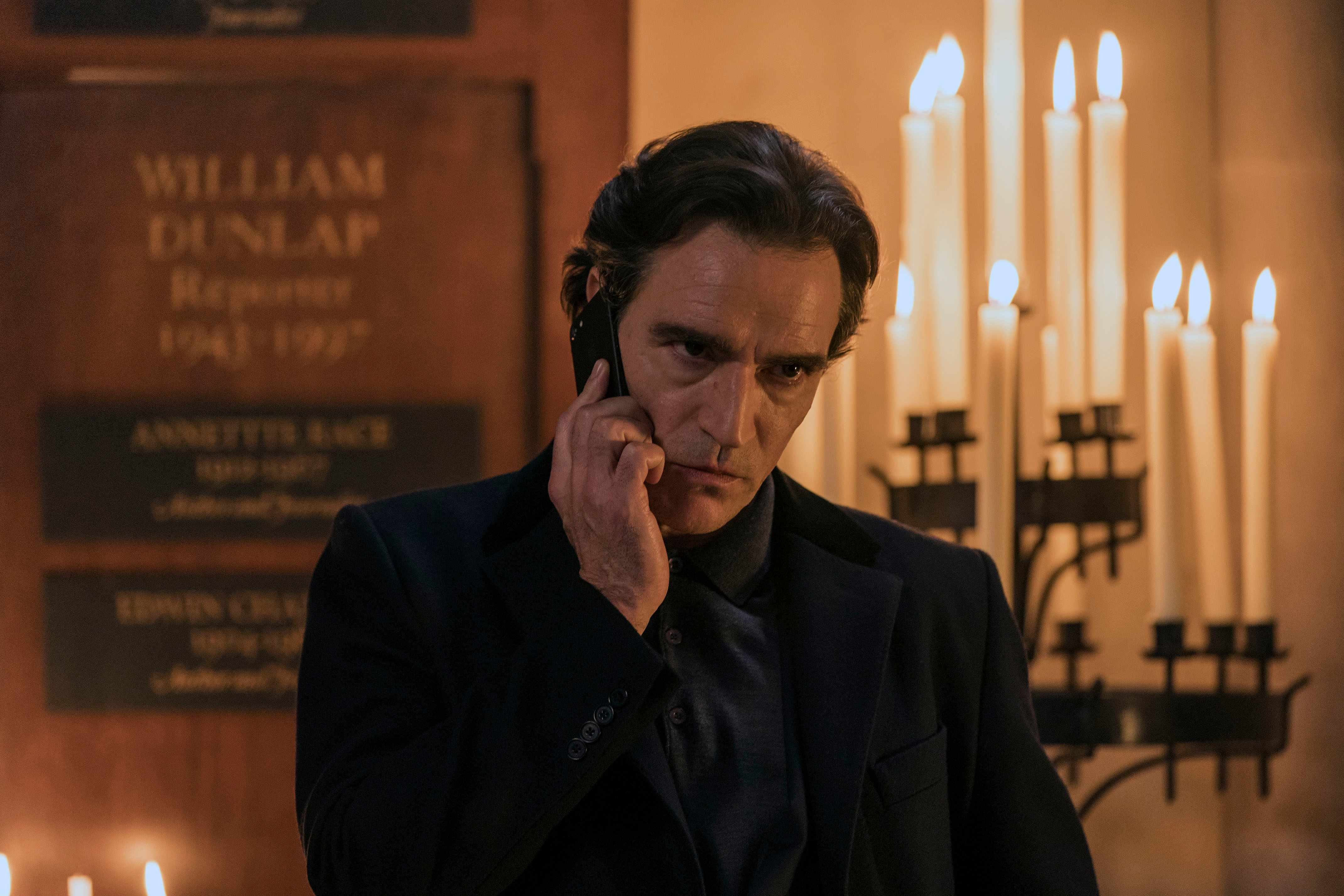 WARNING: Embargoed for publication until 00:00:01 on 02/10/2018 - Programme Name: Press - TX: n/a - Episode: n/a (No. n/a) - Picture Shows:  Duncan Allen (BEN CHAPLIN) - (C) Lookout Point - Photographer: Colin Hutton
