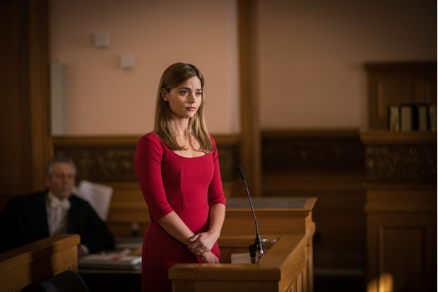Joanna in court for The Cry