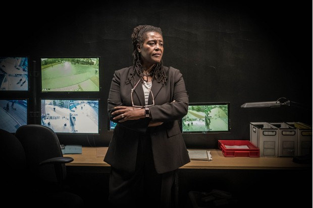 Sharon D Clarke in Informer