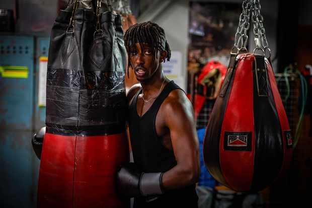 Boxing gym in Informer