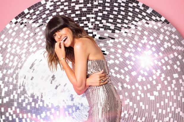 Claudia Winkleman, Strictly (BBC, EH)