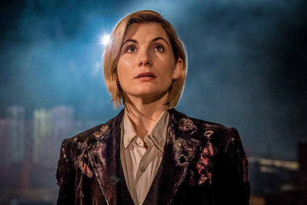 Jodie Whittaker in Doctor Who (BBC, HF)