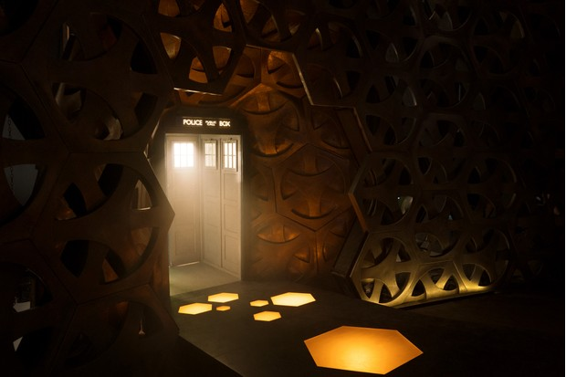WARNING: Embargoed for publication until 00:00:01 on 16/10/2018 - Programme Name: Doctor Who Series 11 - TX: n/a - Episode: n/a (No. 3) - Picture Shows: Tardis Interior - (C) BBC / BBCStudios - Photographer: James Pardon