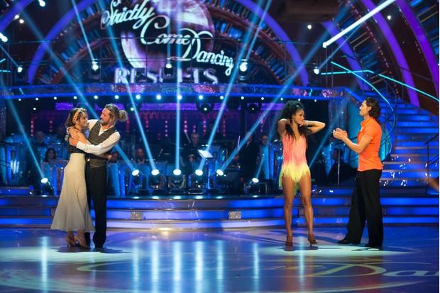 Seann and Katya Strictly (BBC)