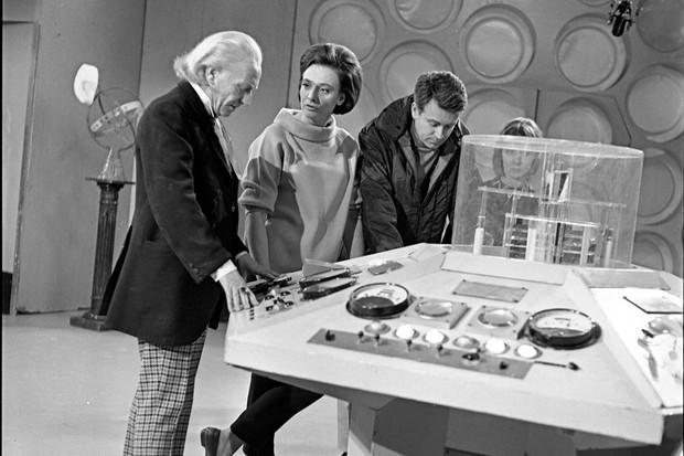 1960s Tardis, Doctor Who (BBC)