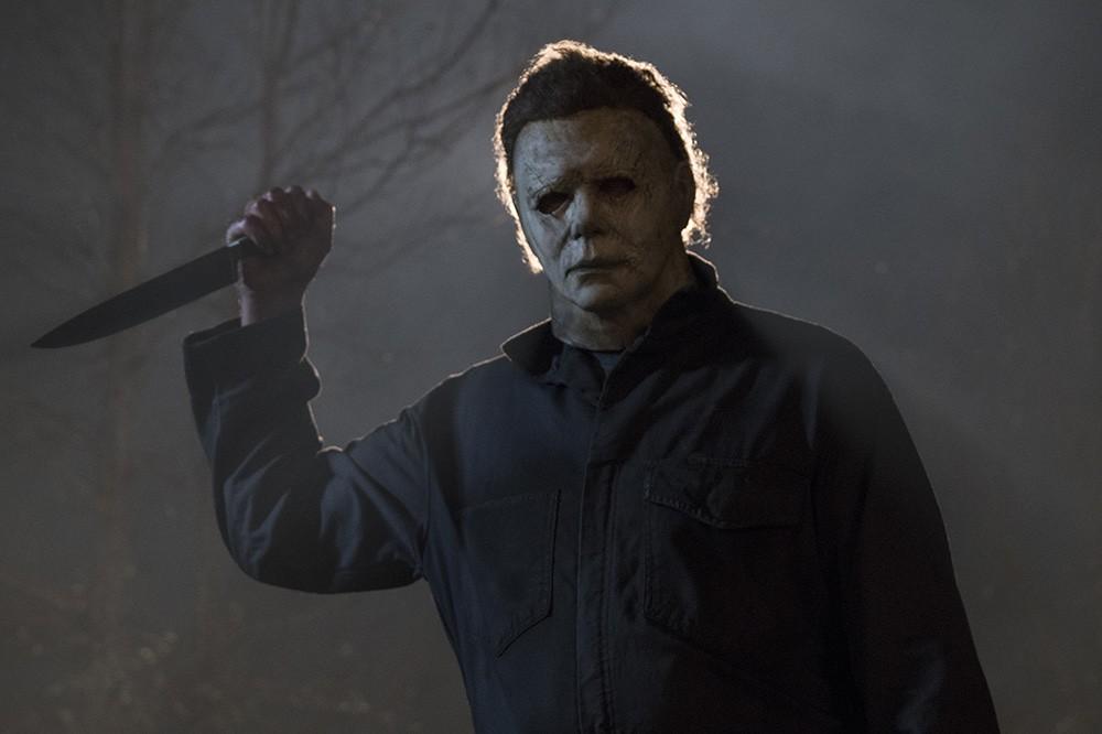 Michael Myers in Halloween (2018, Universal)