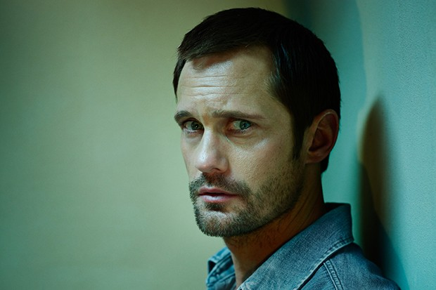 Alexander Skarsgard plays Becker in The Little Drummer Girl
